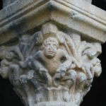 La Seu d'Urgell 柱頭彫刻