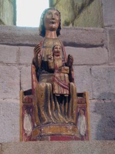Lluca 聖母子像