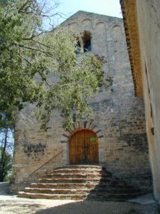 Corbera 教会堂正面