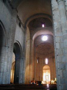 La Seu d'Urgell 身廊