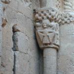 San Esteban de Gormaz / Santa Maria del Rivero 柱頭彫刻