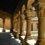 San Esteban de Gormaz / San Miguel ポーチ