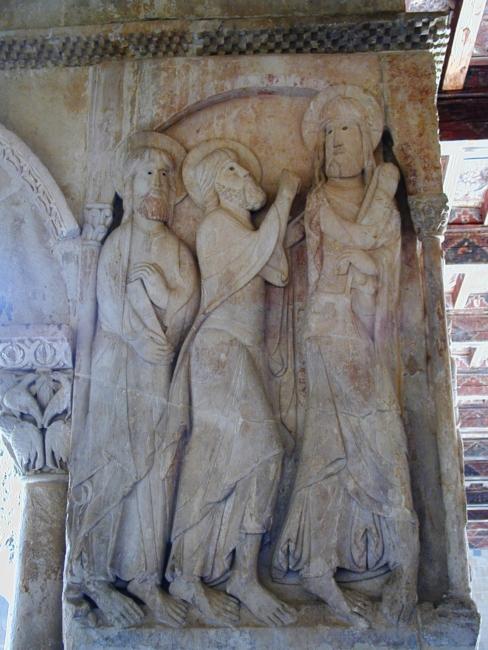 Santo Domingo de Silos「エマオの巡礼」