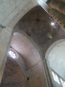 La Seu d'Urgell 交叉部ドーム