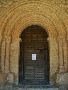 San Esteban de Gormaz / San Miguel 扉口