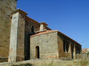 Jaramillo de la Fuente 教会堂側面