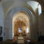 San Esteban de Gormaz / Santa Maria del Rivero 身廊