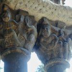 Ripoll 柱頭彫刻