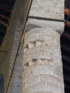 Taull / Sant Climent 円柱