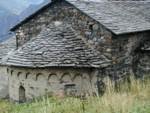 Vall de Cardos / Ginestarre 後背部