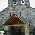 Vall de Boi / Cardet 教会堂正面