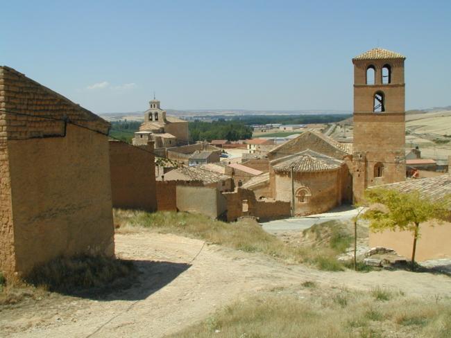 Castilla y Leon San Esteban de Gormaz / San Miguel