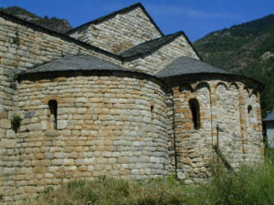 Vall de Boi / Barruera 後背部