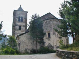 Vall de Cardos / Tirvia 後背部