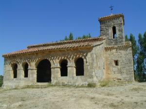 Santibanez 教会堂側面