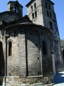 Vall de Aran / Bossost 後背部