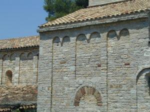 Corbera 教会堂側面