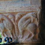 Vizcainos 柱頭彫刻