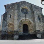 Bussiere Badil 教会堂正面