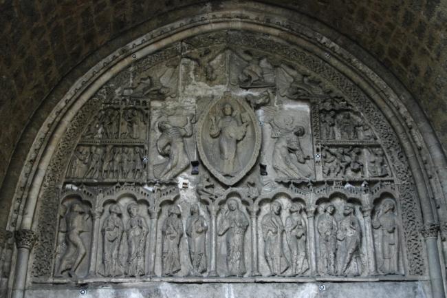 Cahors「キリストの昇天」