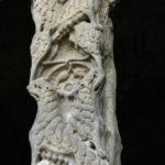Moissac 中央柱