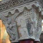 Musee des Augustins 柱頭彫刻
