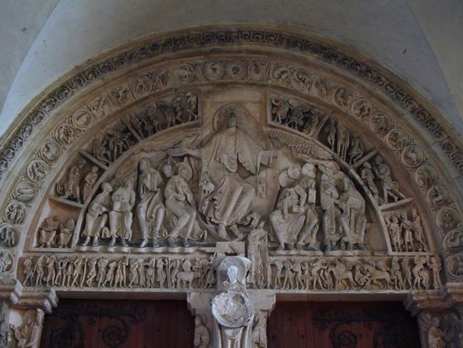 Vezelay「聖霊降臨」