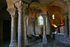 Le Puy / St.Michel d`Aiguilhe 柱頭