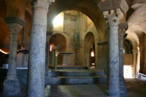Le Puy / St.Michel d`Aiguilhe 内陣