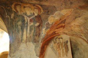 Le Puy / St.Michel d`Aiguilhe 壁画