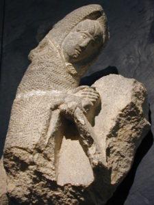 Autun 彫刻