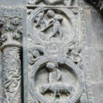 St.Denis 右扉口彫刻