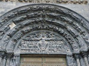 St.Denis 中央扉口