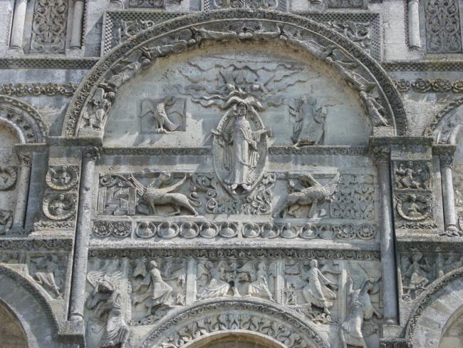 Angouleme「キリストの昇天」