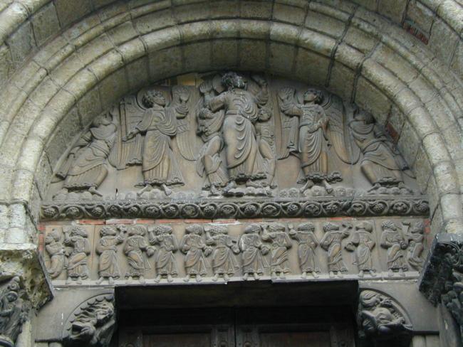 Toulouse / St.Sernin「キリストの昇天」