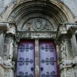 St.Gilles du Gard 中央扉口