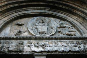 St.Gilles du Gard タンパン