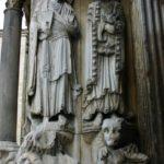 St.Gilles du Gard 扉口彫刻
