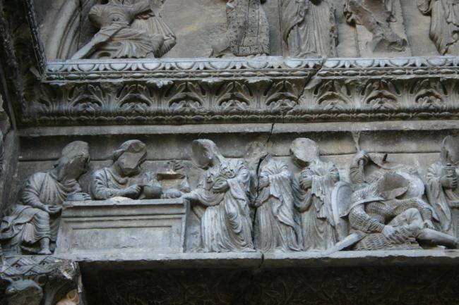 St.Gilles du Gard [香料の購入」