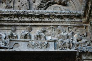 St.Gilles du Gard「墓における聖女たち」