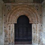 St.Pons de Thomieres 扉口
