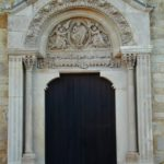 St.Julien de Jonzy 扉口