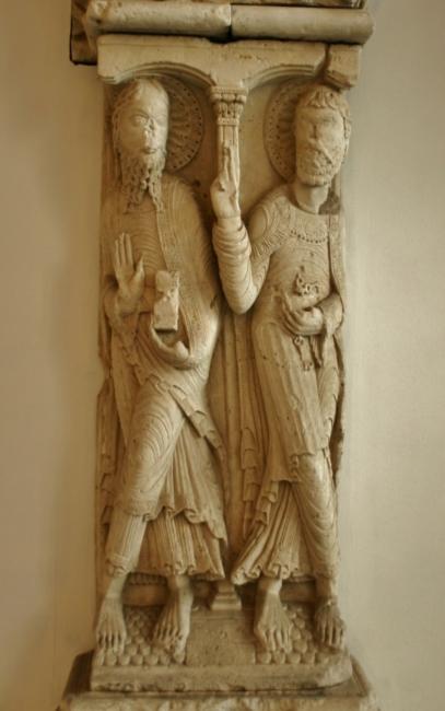 Musee des Augustins 使徒像