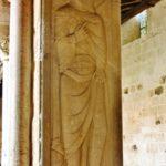 Moissacの回廊柱彫刻
