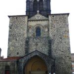 Clermont Ferrand 教会堂正面
