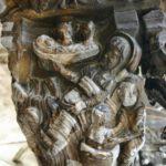 Arles 柱頭彫刻