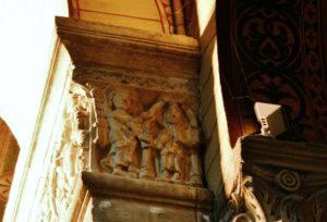 Lyon St.Martin d'Ainay 「受胎告知」