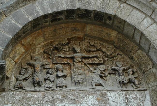St.Pons de Thomieres「磔刑」