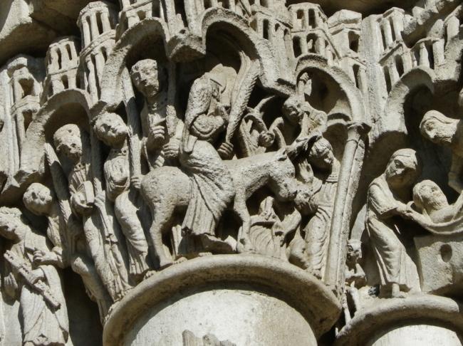 Chartres「エルサレム入場」
