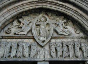Mauriac「キリストの昇天」